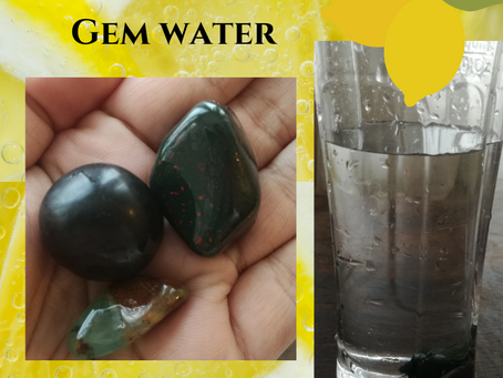 Crystals for Detox & Weight Loss