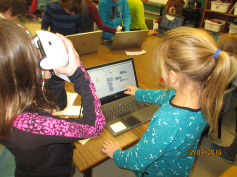 CyberLaunch Academy partners with UNB to bring coding to Garden Creek Elementary school students