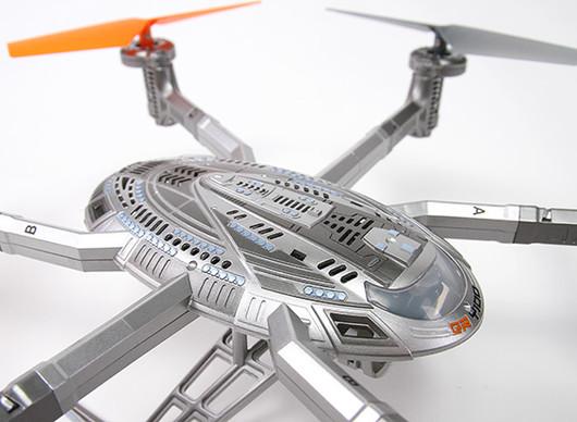 Conserto e Configuração Drone Walkera QR Y100
