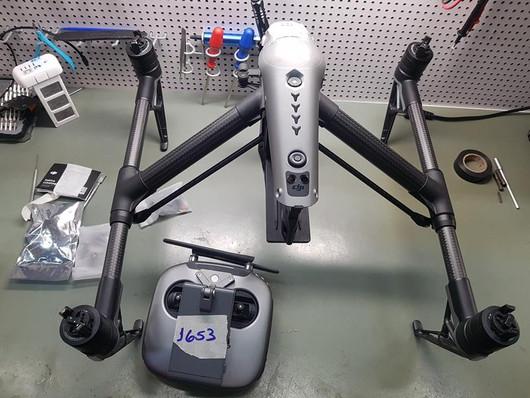 Manutenção Drone DJI Inspire 2 em BH