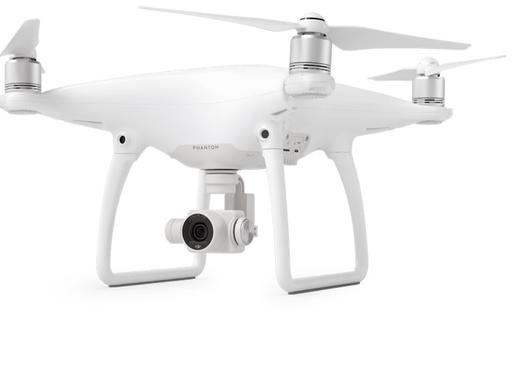 Curso de Pilotagem Drone DJI Phantom 4 - Alunos Formados: Luciano e Marcelo