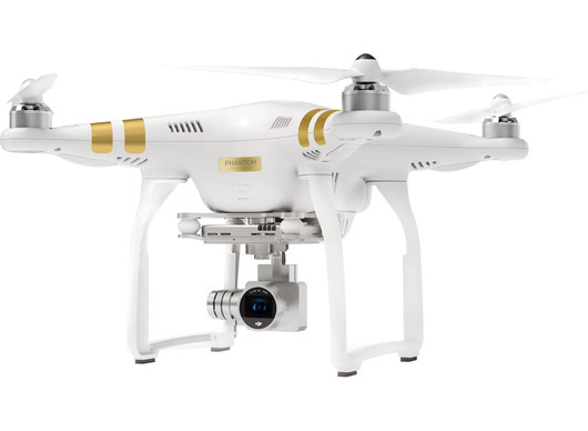 Treinamento Curso Drone Dji Phantom 3 Professional em BH - Aluno Breno