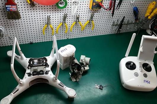 Assistência Técnica de Drone e Revenda Autorizada DJI em SP Tatuapé