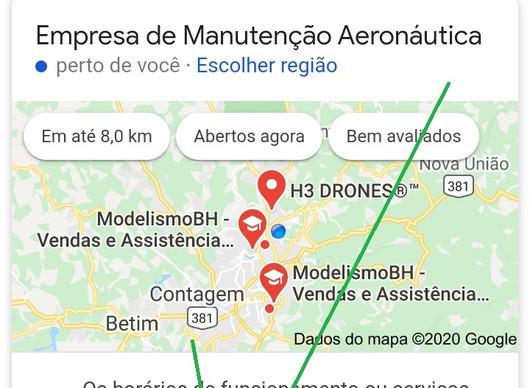 Assistência Técnica de Drone DJI ModelismoBH é a Mais Bem Avaliada do Brasil