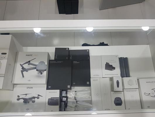 ModelismoBH Loja de Drone e Assistência Técnica de Drones DJI - Unidade São Paulo/SP - Inauguração