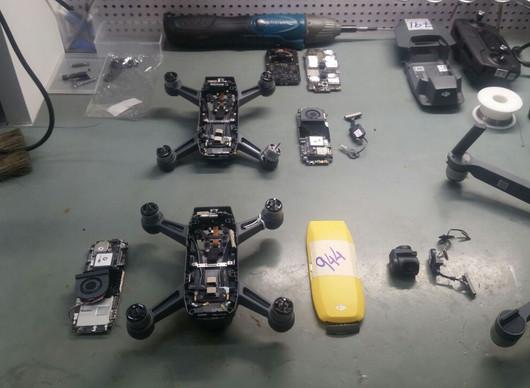 Conserto e Manutenção Drone DJI Spark em BH