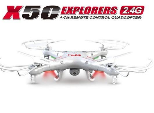 Conserto do Drone Syma X5C