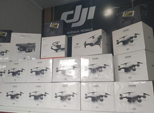 MEGA PROMOÇÃO até 30/9/2019 !!! Drone DJI Spark Fly More Combo