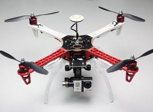 Aula de Voo do Drone DJI F450 em BH - Aluno Samuel - Curso de Drone em BH