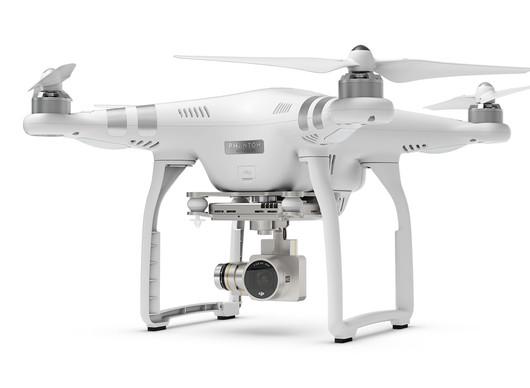 Curso de Drone em BH - DJI Phantom 3 Advanced: Aluno Edson