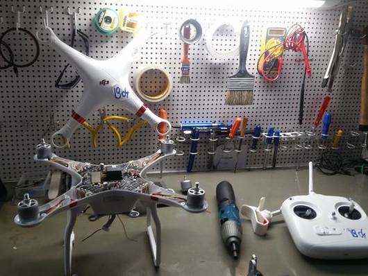 Assistência Técnica de Drones e Revenda Autorizada DJI em BH Pampulha