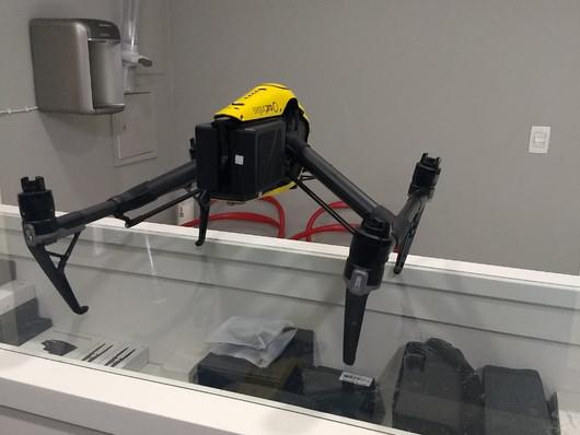 Manutenção de Drones DJI Profissionais é aqui na ModelismoBH - Inspire 2
