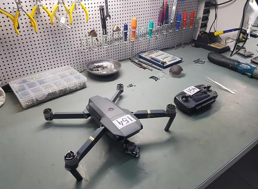 Manutenção de Drone DJI Mavic Pro em BH