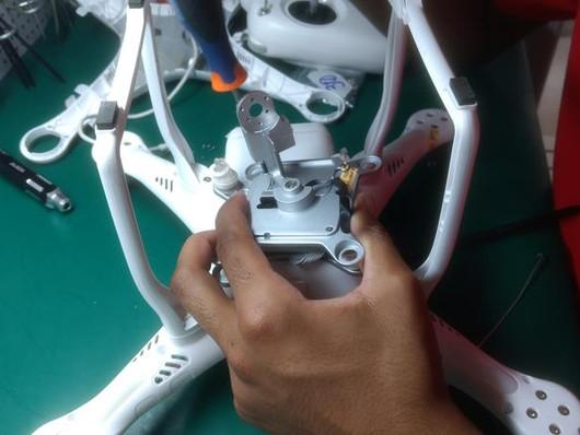 Manutenção de Drones DJI em São Paulo