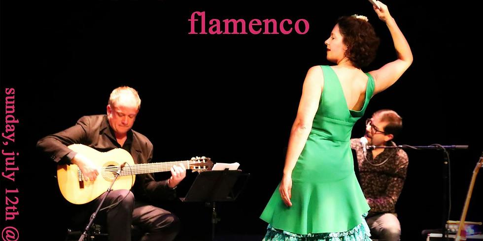 Making Moves Presents Pop Up Flamenco
