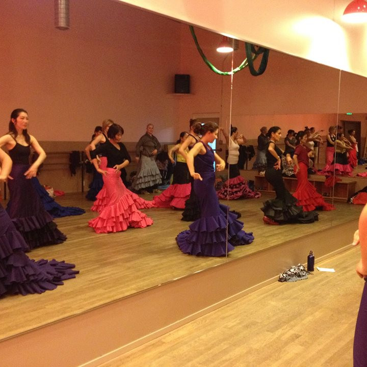 July Flamenco Classes