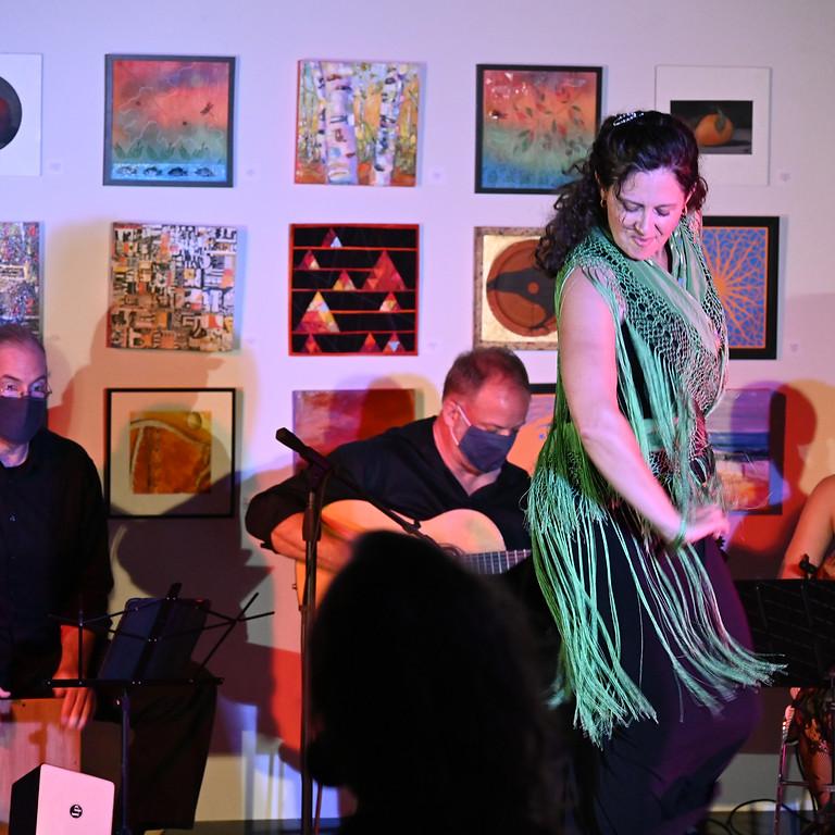 Flamenco on a Sunday Afternoon