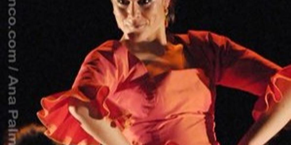 45° Flamenco Happy Hour Chat on Saturday