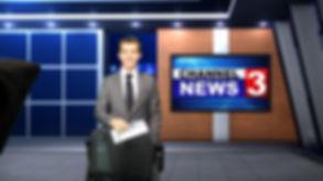 John Webb Channel 3 News