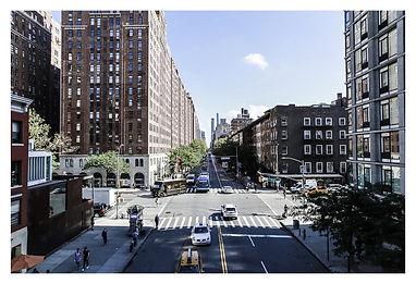 lara zacchi, fotografia, fotografo, fotografia documentaria, reportage photography, new york, new york city, nyc, high line, strade di new york, road, on the road, strade, photography