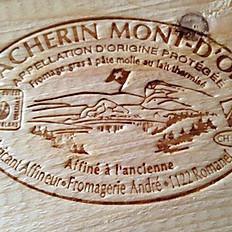 Vacherin Mont d'Or AOP
