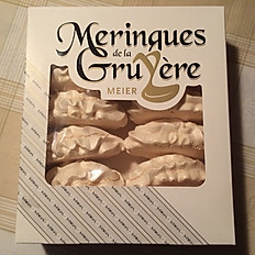 Meringue de Gruyere