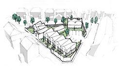 Millers Yard Community Led Housing