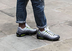 Nike Air Max 95 Retrospective