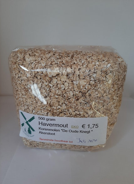 Havermout 500g