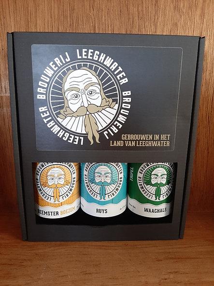 Leeghwater cadeauset