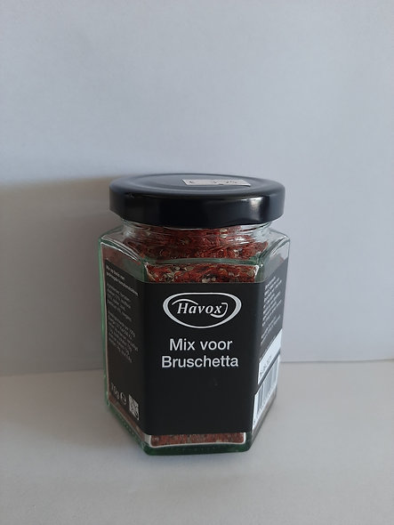 Mix voor bruschetta