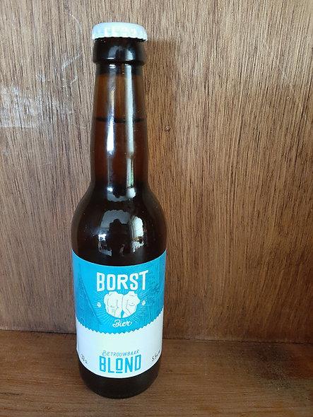 Borst Bier Betrouwbaar Blond