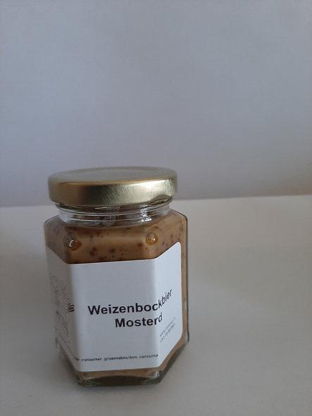 Weizenbock Biermosterd