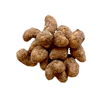 Black sugar &Ginger cashew nuts