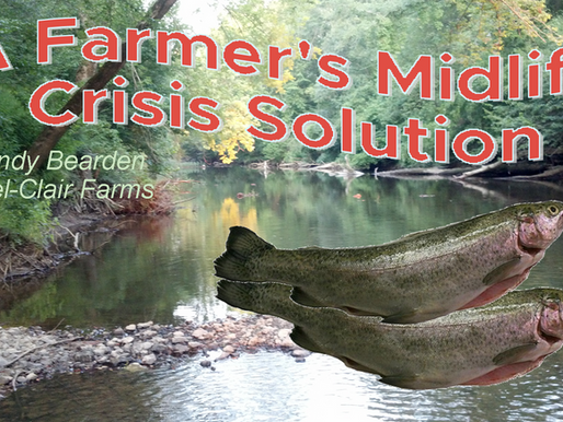 The Farmer's Midlife Crisis Solution: Trout and a Boy