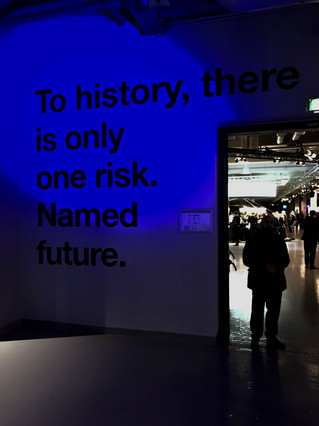 Poetry & Industry - A poetic scenography for Europe`s largest  industry conference.