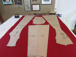 Laying out the Pattern