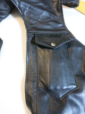Completed Pocket!