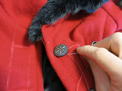 Hand-Sewing Buttons