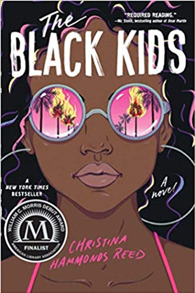 The Black Kids (ages 14 and up)