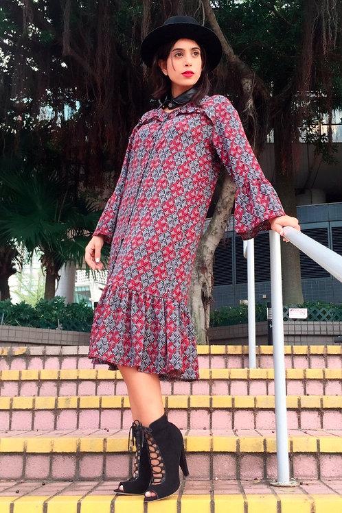 Casual Papilon Dress -קבלי 100 ש״ח הנחה