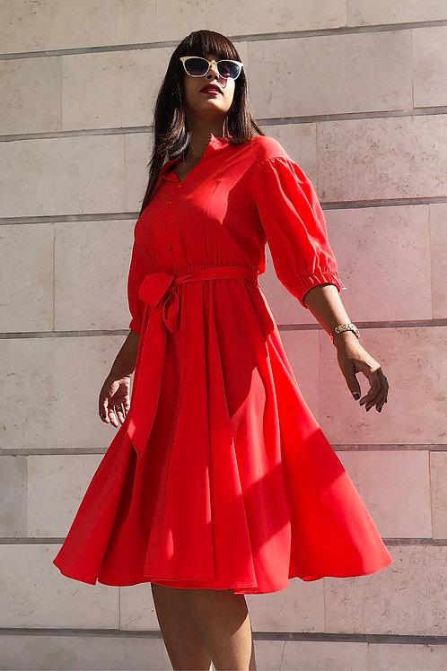 Rita Dress -קבלי 100 ש״ח הנחה