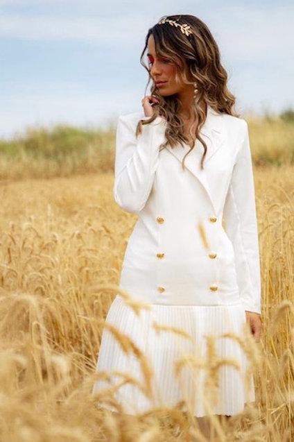 Spring Suit Dress- קבלי  100 ש״ח הנחה