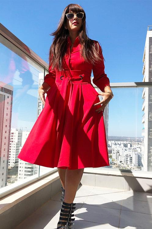 Ruby Dress -קבלי 90 ש״ח הנחה