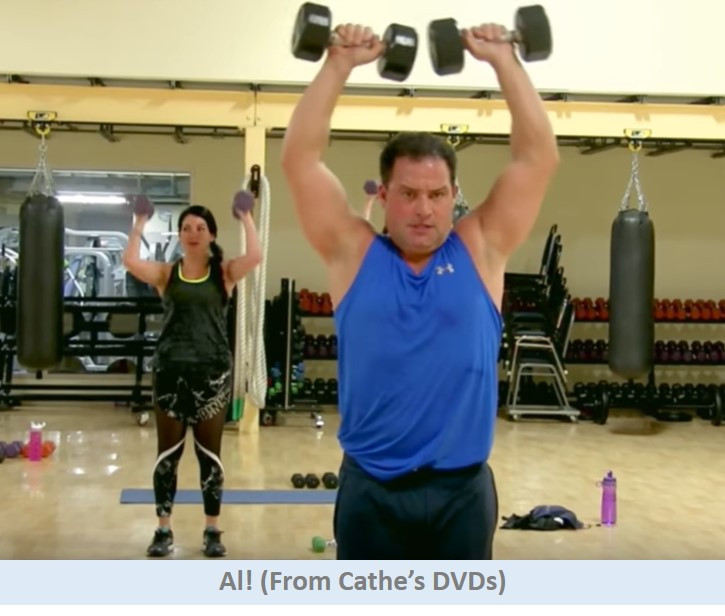Cathe Live: Low Impact Hiit Plus Upper Body