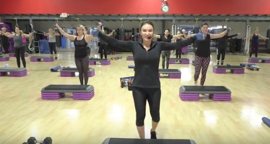Cathe Live: Strong Express Upper Body by Fitness My Style