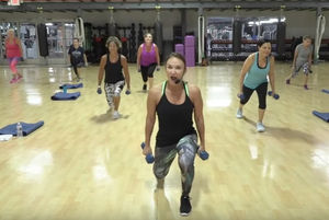 Fitness My Style Reviews - Cathe Live: Express Plyo Legs