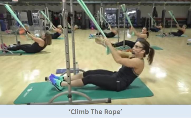 Climb the Rope