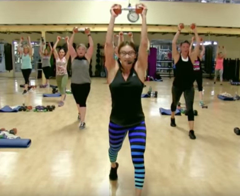 Cathe Live: Lift It Hiit It Live