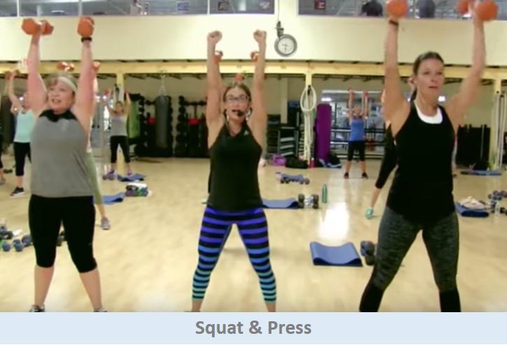 Squat Press